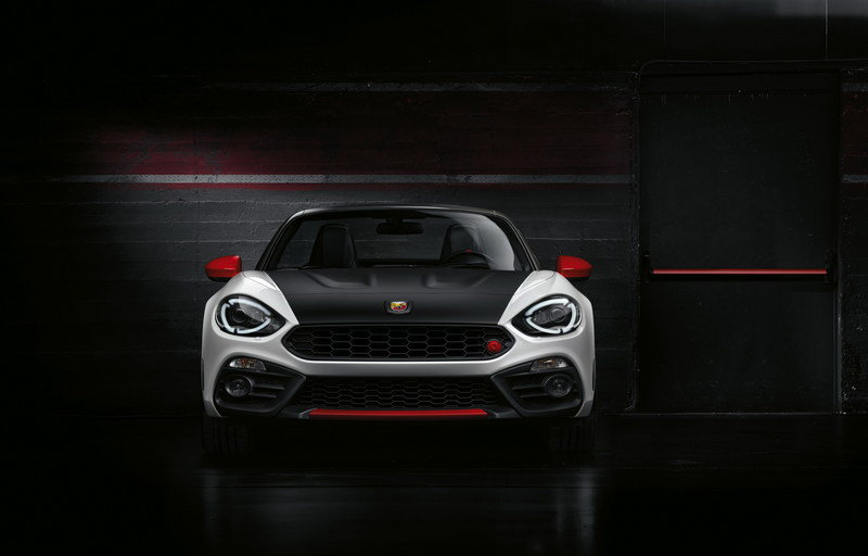 2018 Fiat 124 Spider Abarth High Resolution Exterior - image 667630