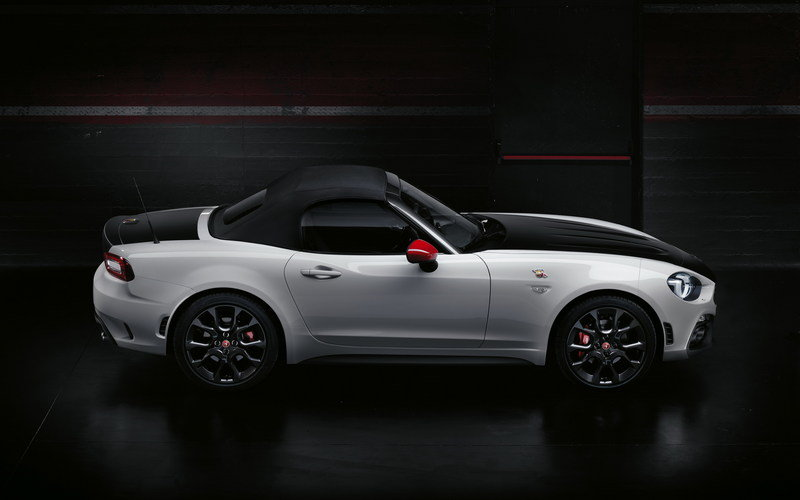 2018 Fiat 124 Spider Abarth High Resolution Exterior - image 667631