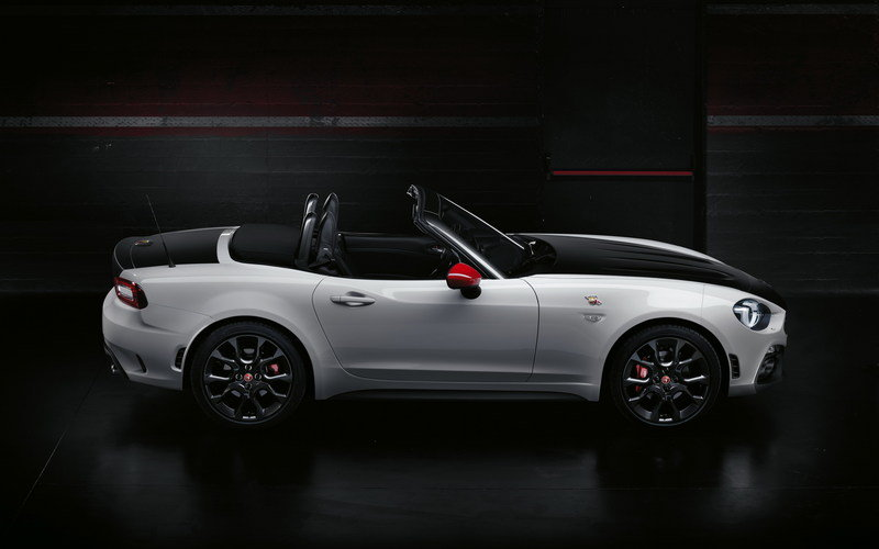 2018 Fiat 124 Spider Abarth High Resolution Exterior - image 667632