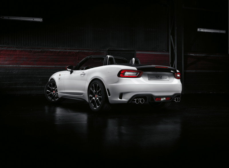 2018 Fiat 124 Spider Abarth High Resolution Exterior Wallpaper quality - image 667629