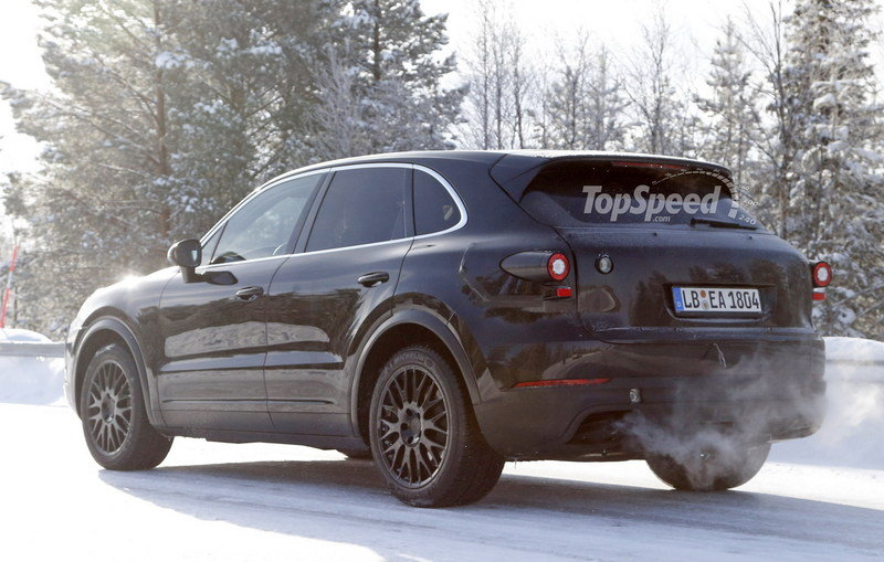 2018 Porsche Cayenne - Picture 669176   car review @ Top Speed