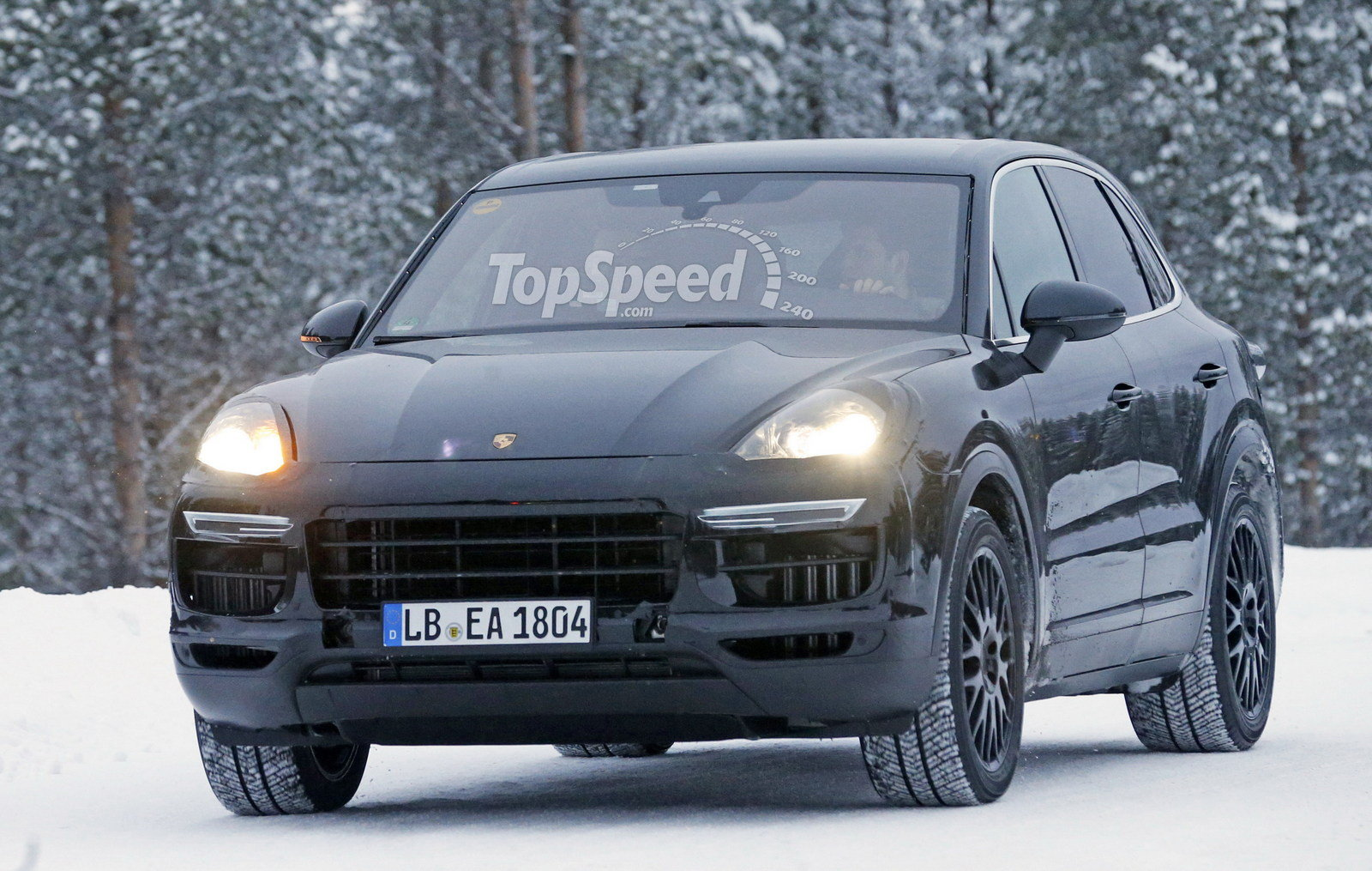2018 porsche cayenne picture 669163 car review top speed. Black Bedroom Furniture Sets. Home Design Ideas