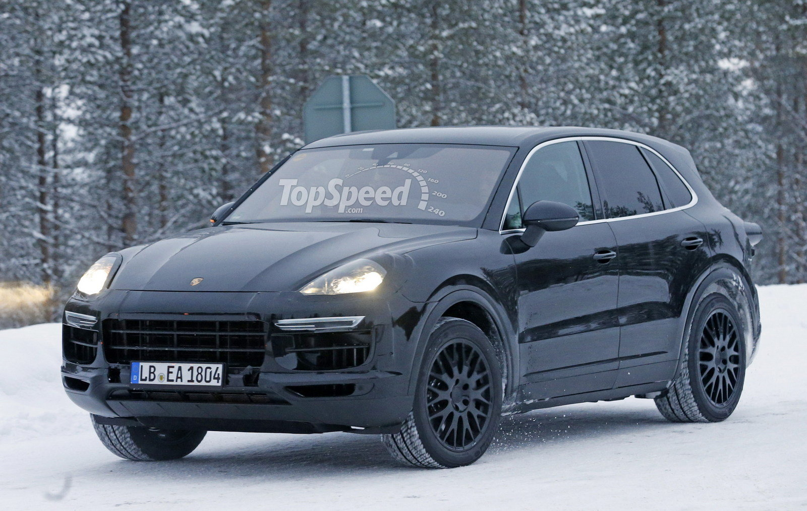 2018 porsche cayenne picture 669165 car review top speed. Black Bedroom Furniture Sets. Home Design Ideas