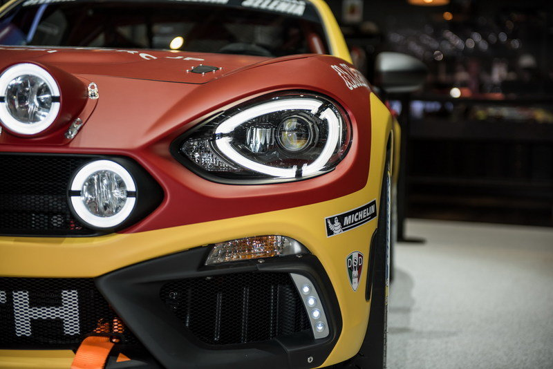 2016 Abarth 124 Rally High Resolution Exterior - image 668398