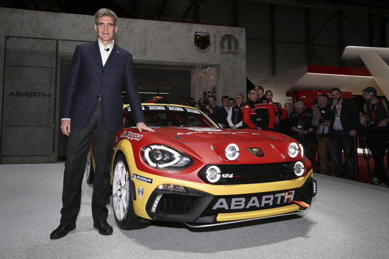 2016 Abarth 124 Rally High Resolution Exterior - image 668174