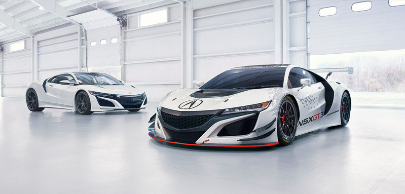 Acura NSX Reviews Specs Prices Photos And Videos Top Speed - Acura sports car nsx price