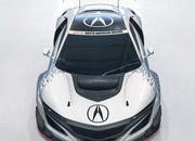 Acura North Haven >> 2017 Acura NSX GT3 Race Car | Top Speed