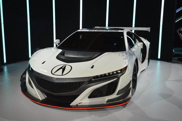2017 acura nsx gt3 race car car review top speed. Black Bedroom Furniture Sets. Home Design Ideas