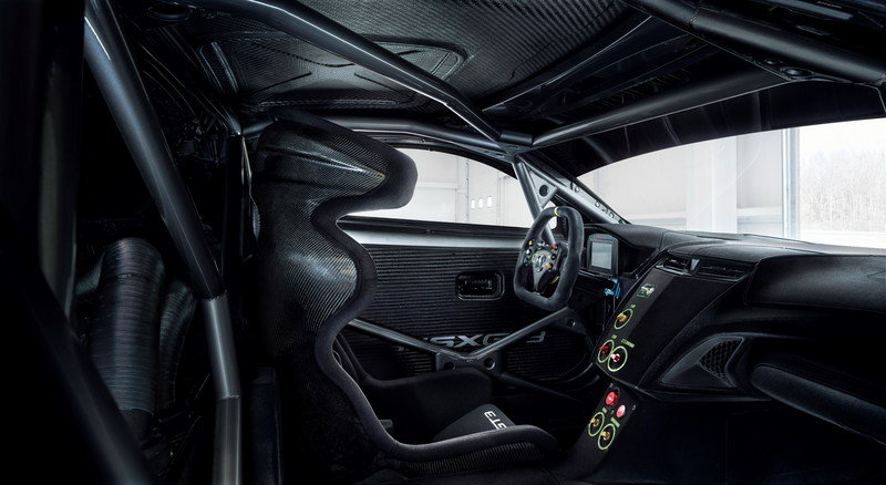 2017 Acura NSX GT3 Race Car High Resolution Interior - image 670514