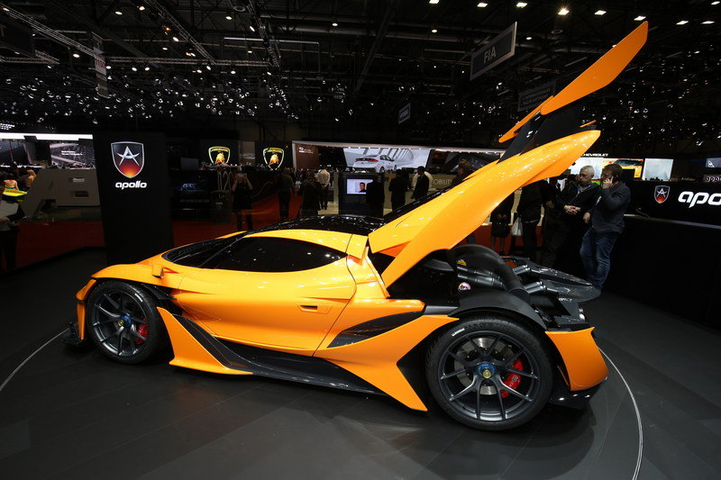 2016 Apollo Arrow