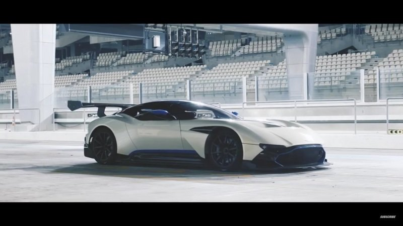 Aston Martin Vulcan Gets Top Gear Shakedown: Video