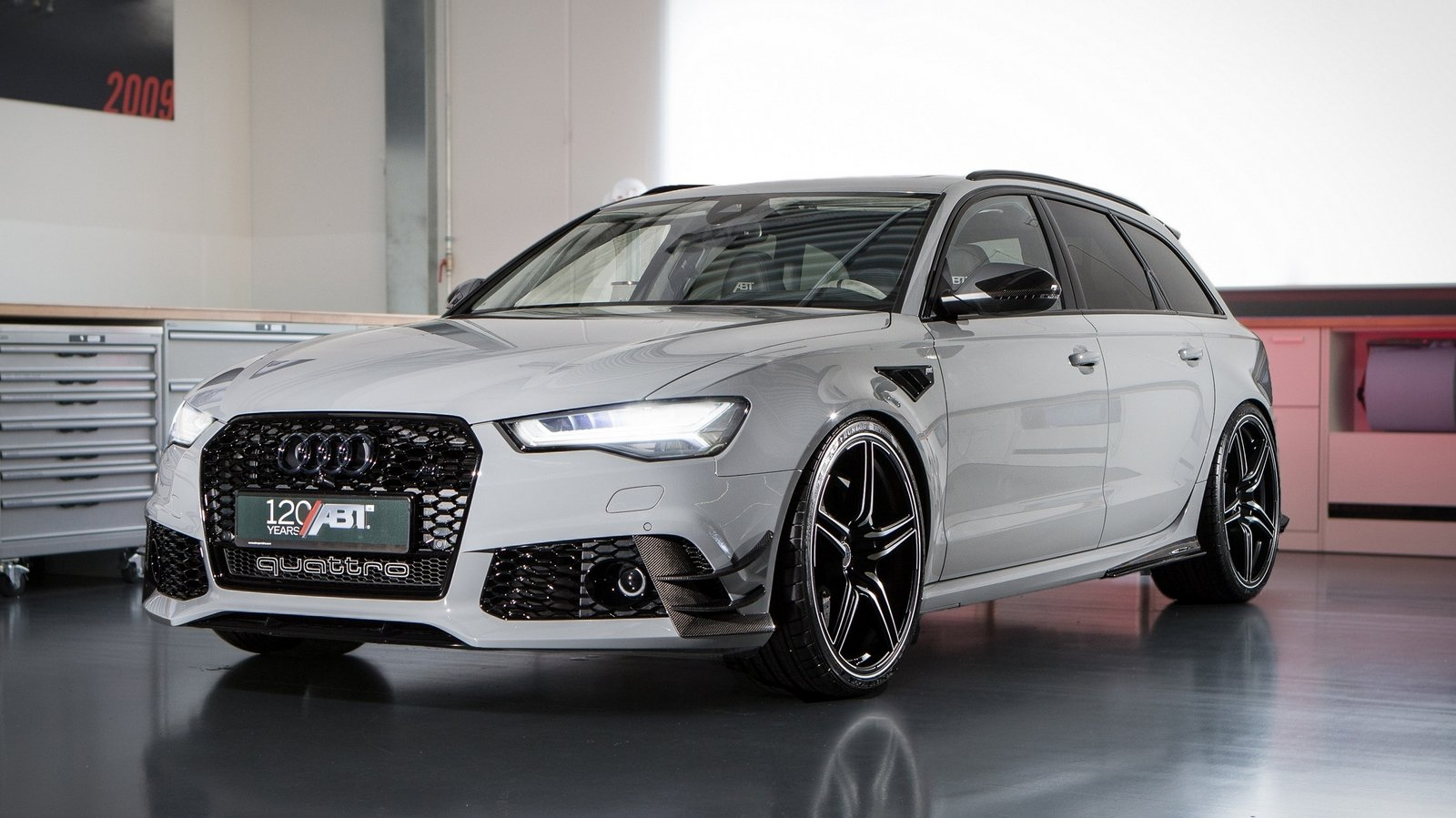 2016 audi rs6 avant by abt sportsline top speed. Black Bedroom Furniture Sets. Home Design Ideas
