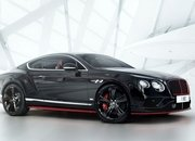 2016 Bentley Continental GT Black Speed - image 670045