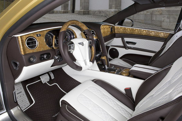 2016 bentley flying spur by mansory car review top speed. Black Bedroom Furniture Sets. Home Design Ideas