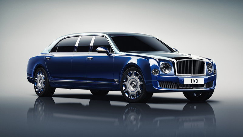2017 Bentley Mulsanne By Mulliner
