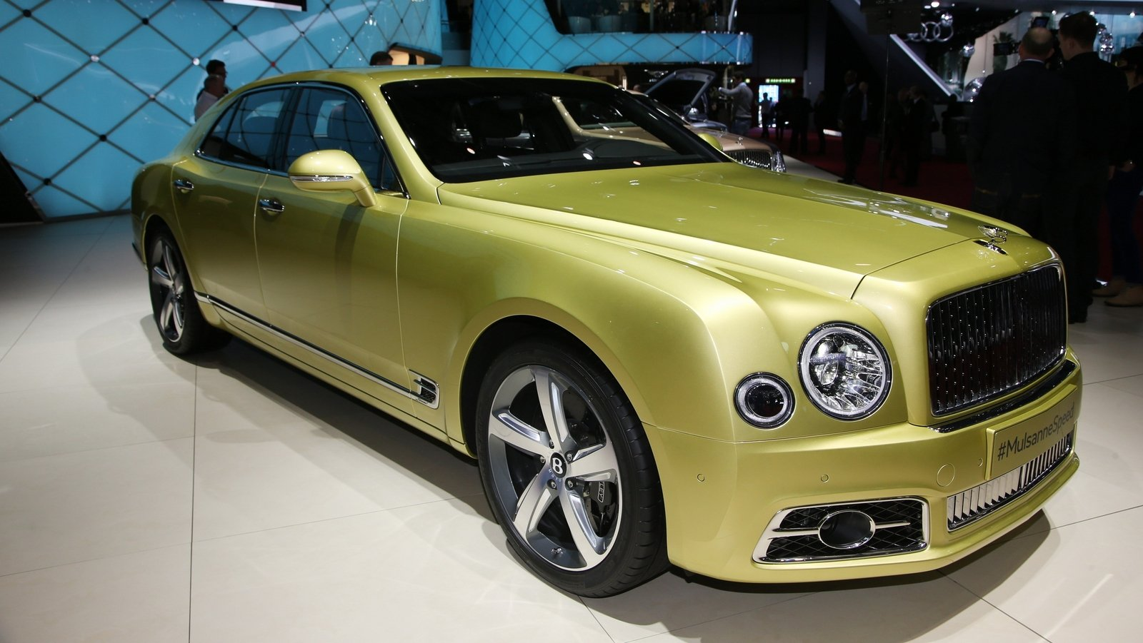 2017 bentley mulsanne speed review top speed. Black Bedroom Furniture Sets. Home Design Ideas