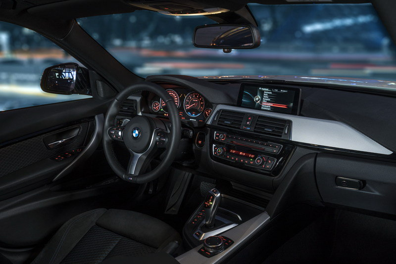 2017 BMW 330e iPerformance High Resolution Interior - image 670150