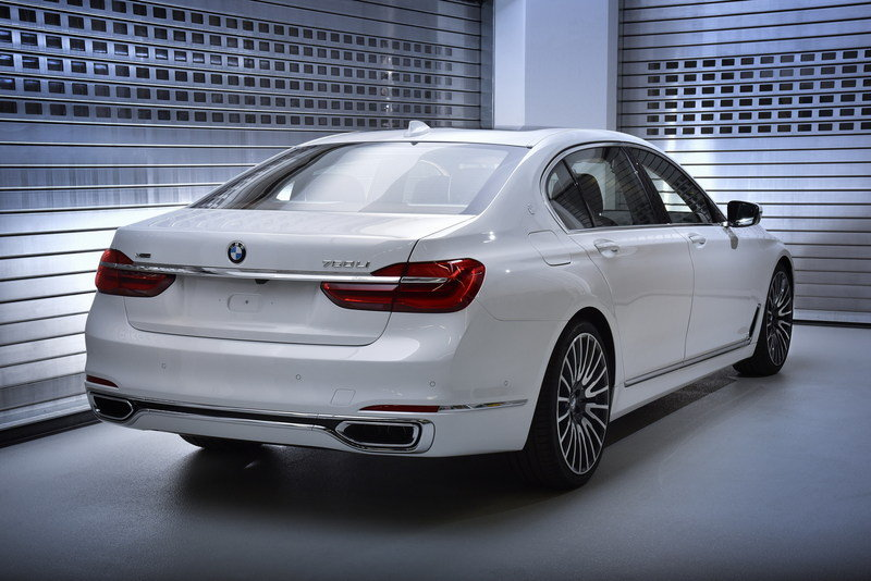 2016 BMW 750Li xDrive Solitaire and Master Class Edition