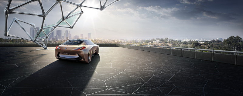 Supercar Blondie Shows Us Just How Crazy the BMW Vision Next 100 Really Is