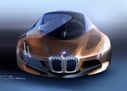 Supercar Blondie Shows Us Just How Crazy the BMW Vision Next 100 Really Is - image 668752