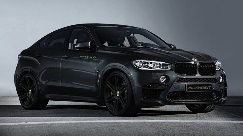 Bmw X6 Reviews Specs Amp Prices Top Speed