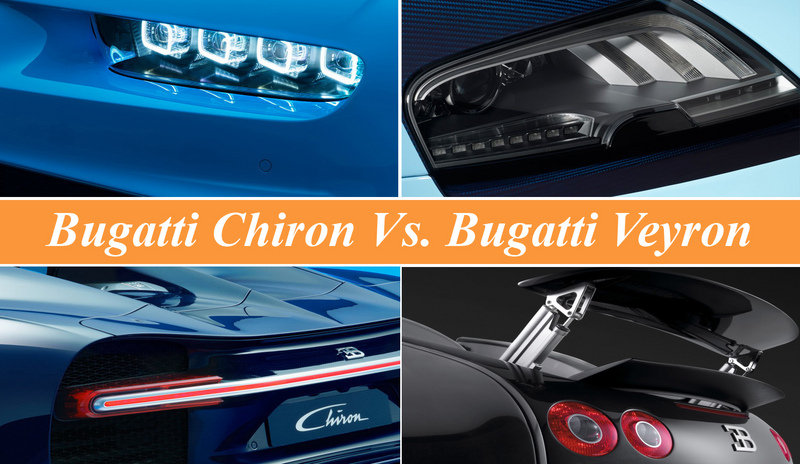 bugatti chiron vs bugatti veyron news top speed. Black Bedroom Furniture Sets. Home Design Ideas