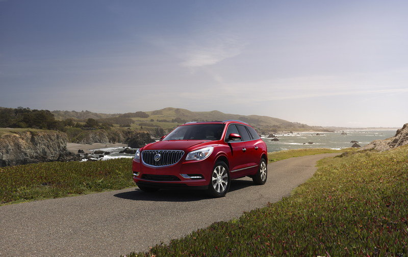 2016 Buick Enclave Sport Touring Edition High Resolution Exterior Wallpaper quality - image 669813