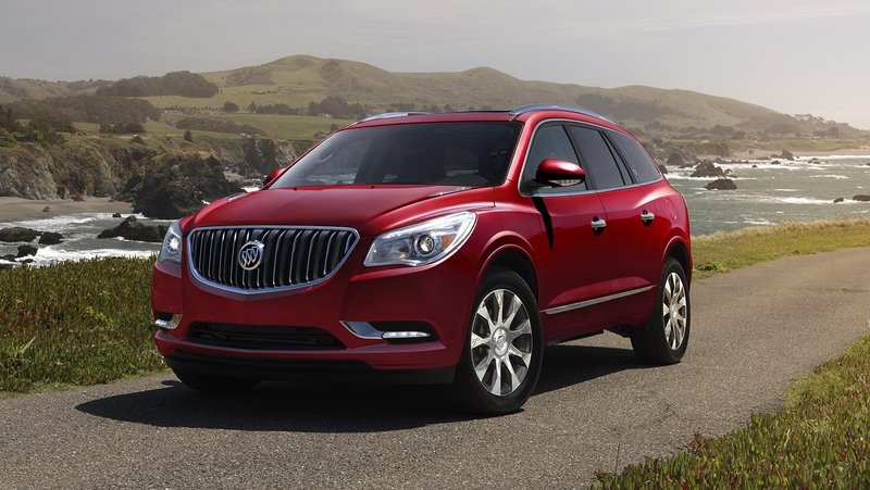 2016 Buick Enclave Sport Touring Edition