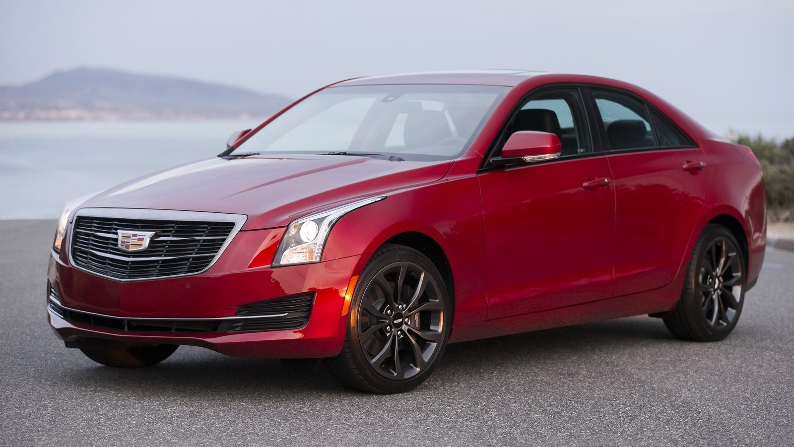 2016 Cadillac ATS Black Chrome Package | Top Speed