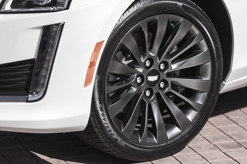 2016 Cadillac CTS Black Chrome Package High Resolution Exterior - image 669544