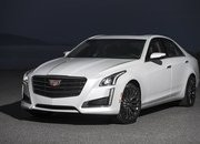 2016 Cadillac CTS Black Chrome Package - image 669545