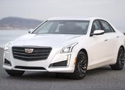 2016 Cadillac CTS Black Chrome Package - image 669546