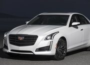 Cadillac CTS Black Chrome Package