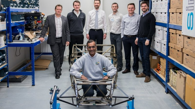 Caterham Will Use Bicycle Technology To Cut Weight