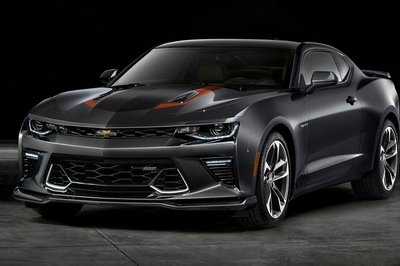 2016 Chevrolet Camaro 50th Anniversary Edition
