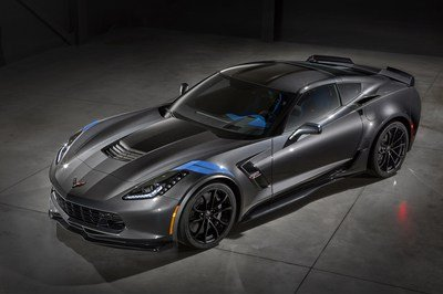 2017 Chevrolet Corvette Grand Sport - image 667635