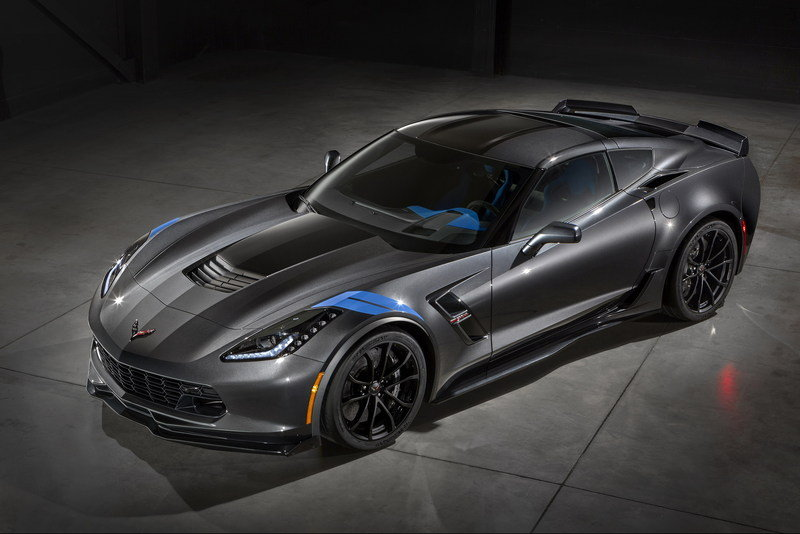2017 Chevrolet Corvette Grand Sport High Resolution Exterior Wallpaper quality - image 667635