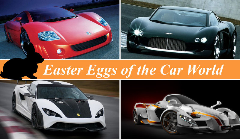 Easter Special: Easter Eggs of the Car World