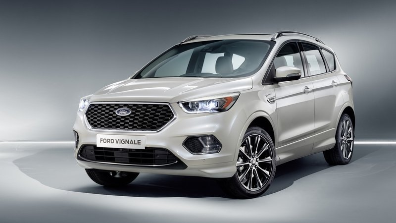 2016 Ford Kuga Vignale Concept