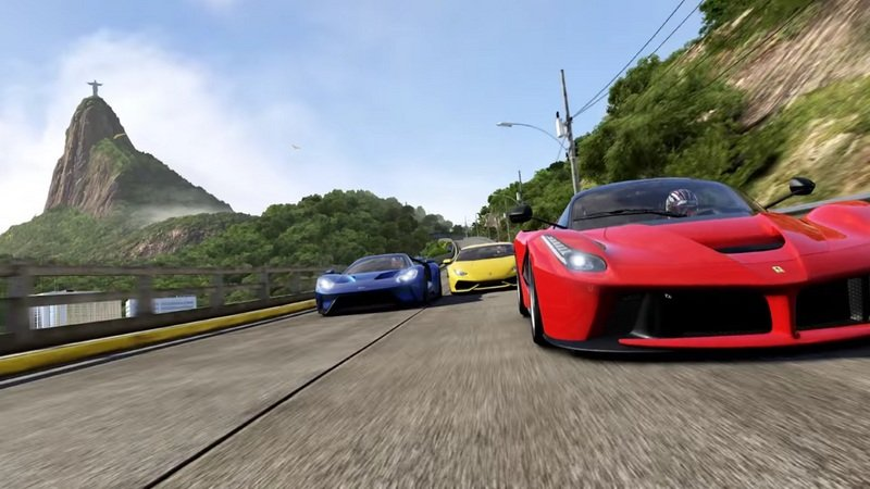 Forza Franchise To Become PC-Compatible Moving Forward