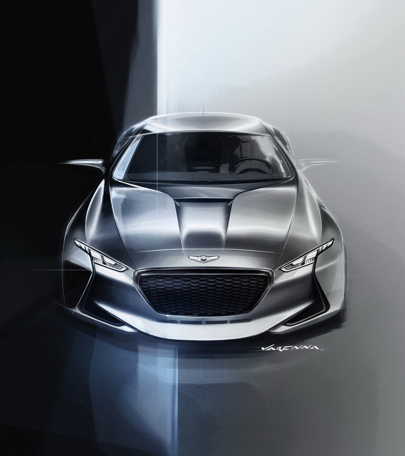 2016 Genesis New York Concept High Resolution Exterior - image 670573