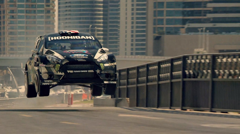 "Gymkhana 8 ""Ultimate Exotic Playground"" Dubai: Video"