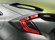 2016 Honda Civic Hatchback Prototype - image 667966