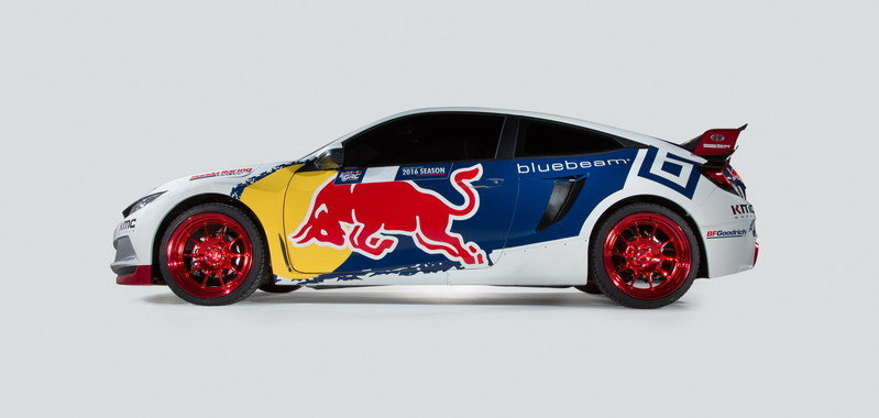 2016 Honda Civic Red Bull GRC High Resolution Exterior - image 670206