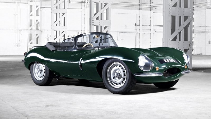 Jaguar To Restart Production Of Classic XKSS