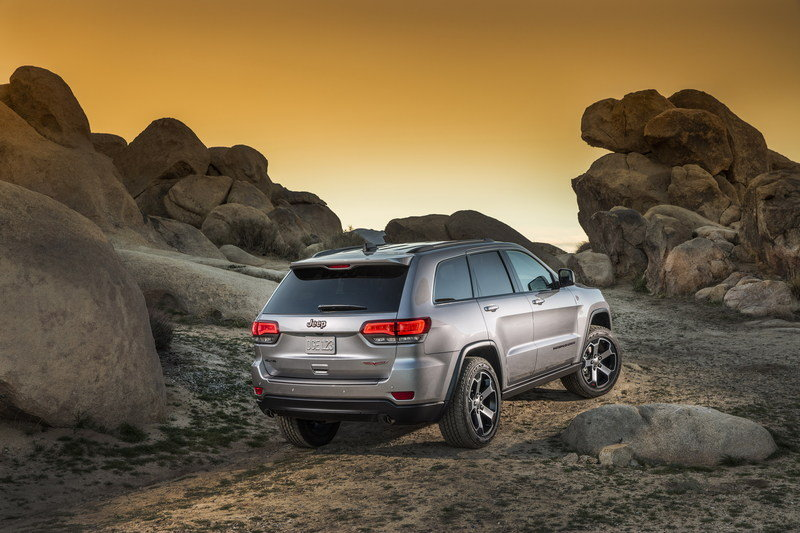 2017 Jeep Grand Cherokee Trailhawk High Resolution Exterior - image 670618