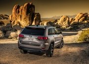 2017 Jeep Grand Cherokee Trailhawk - image 670619