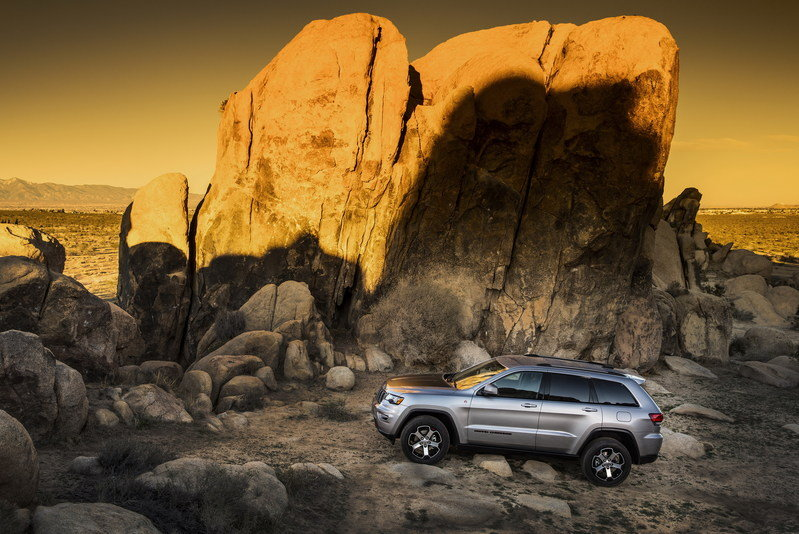 2017 Jeep Grand Cherokee Trailhawk High Resolution Exterior - image 670610