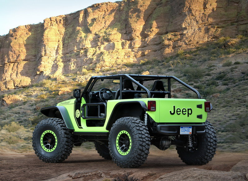 2016 Jeep Trailcat Concept High Resolution Exterior - image 669114