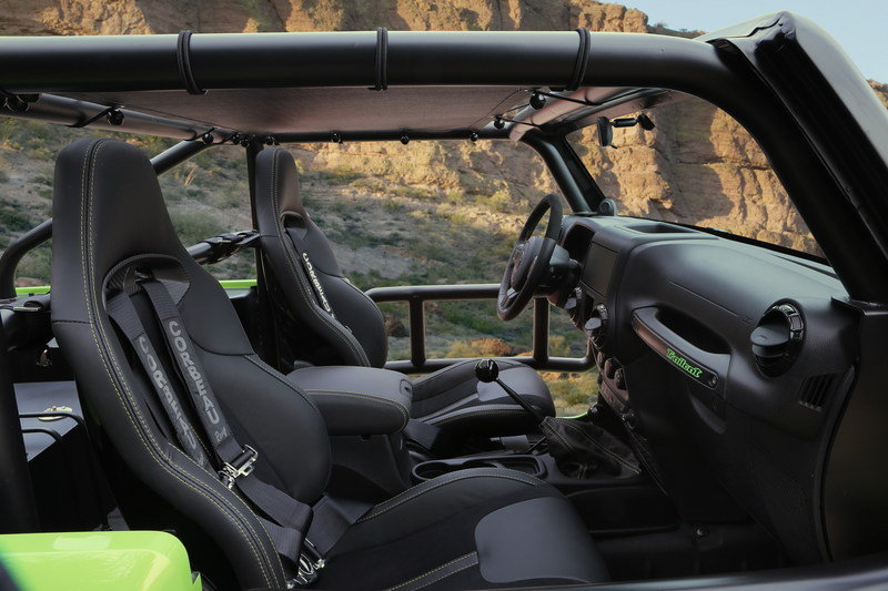 2016 Jeep Trailcat Concept High Resolution Interior - image 669113